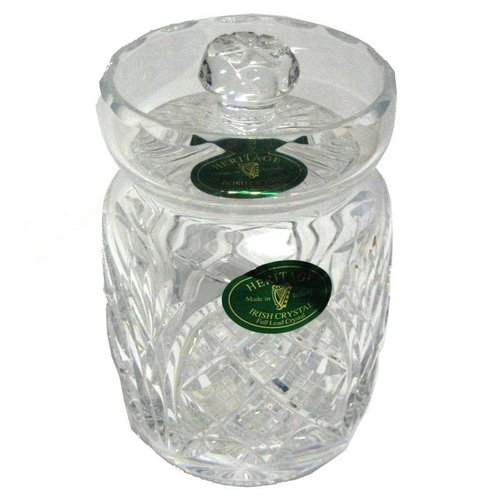 Heritage Crystal Heritage Crystal Cathedral Honey Jar