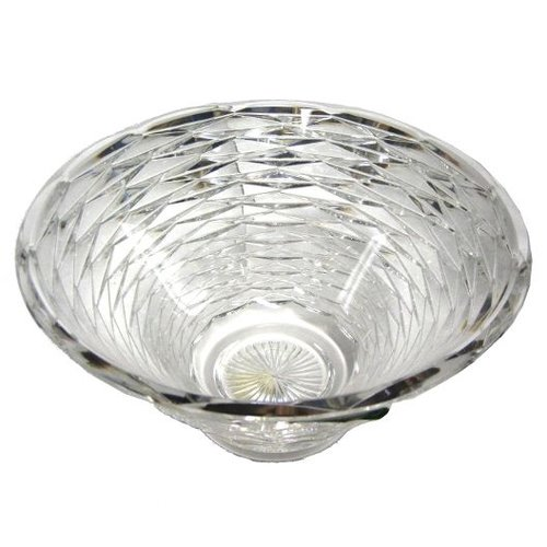 Heritage Crystal Heritage Crystal Trumpet Bowl