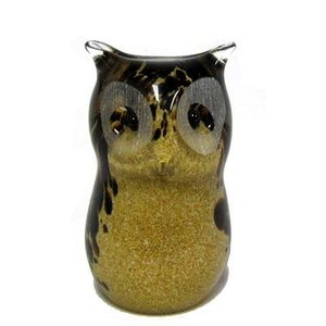 Langham Glass Langham Glass Owl (Small)