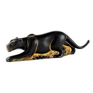 Royal Crown Derby Panther Figurine