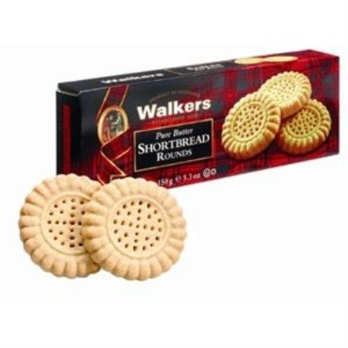 Walker's Shortbread Co. Walkers Pure Butter Shortbread Rounds