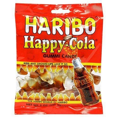 Haribo Happy Cola Gummies