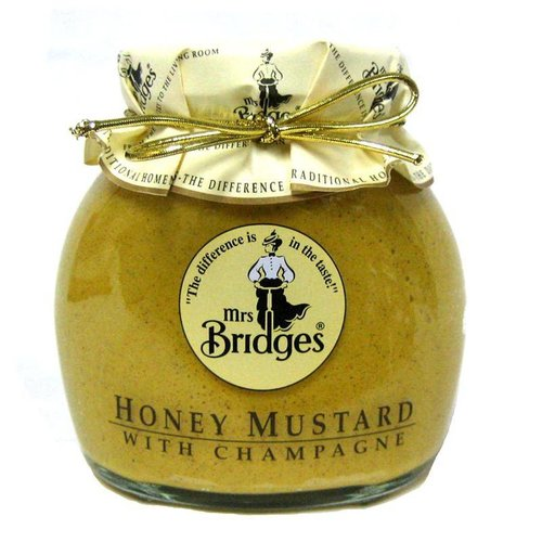 Mrs. Bridges Mrs Bridges Honey Mustard with Champagne