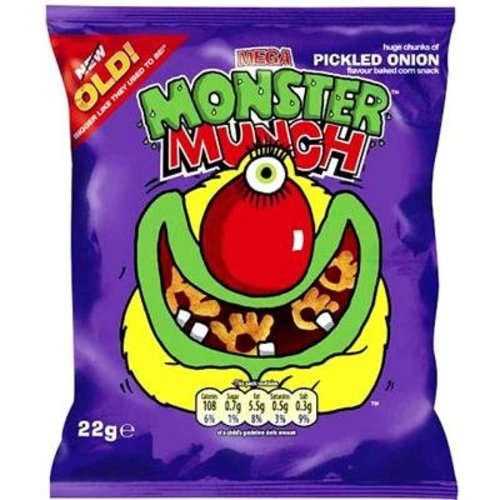 Walker's Walkers Monster Munch Pickled Onion
