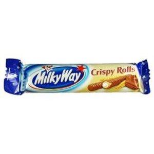 Mars Mars Milky Way Crispy Rolls