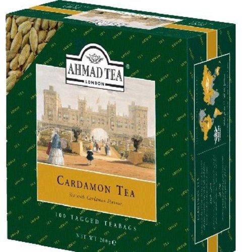 Ahmad Tea Ahmad Cardamon Tea 100's