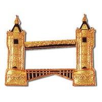 St. Nicolas Tower Bridge Ornament