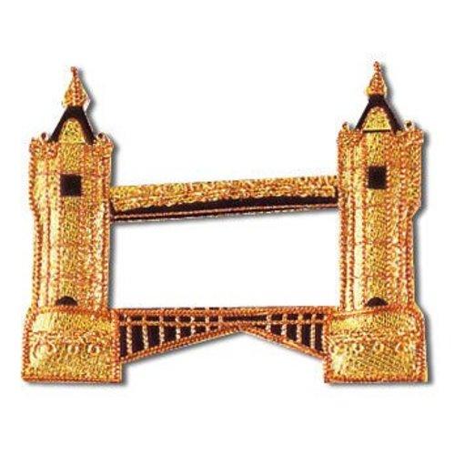 St. Nicolas St. Nicolas Tower Bridge Ornament