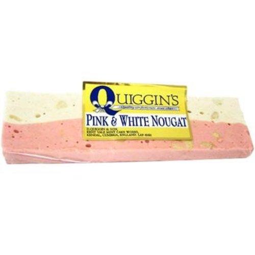 Quiggin's Quiggins Pink & White Nougat