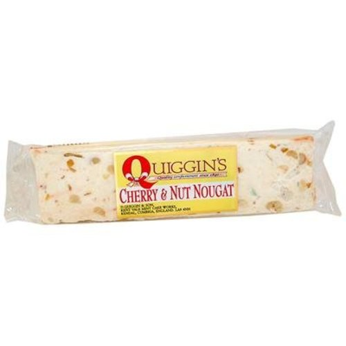 Quiggin's Quiggins Cherry and Nut Nougat