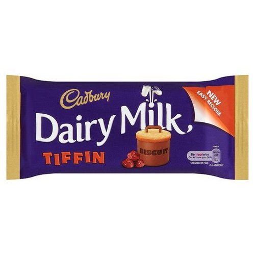 Cadbury Cadbury Dairy Milk Tiffin Bar