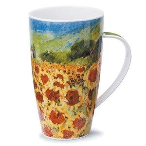 Dunoon Henley Paysage Sunflowers Mug