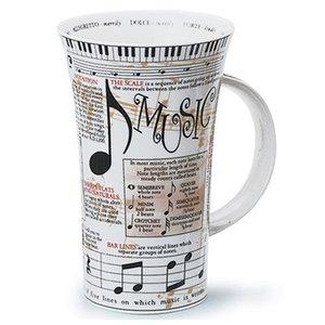Dunoon Dunoon Glencoe Music Mug