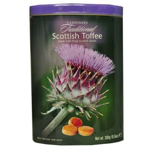 Gardiners of Scotland Gardiners Traditional Scottish Toffee Tin
