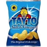 Tayto N I Salt and Vinegar Crisps