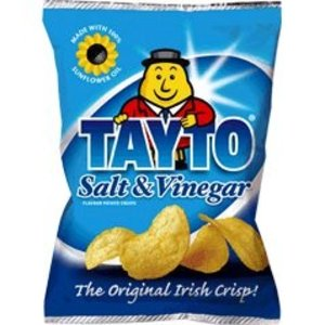 Tayto N.I. Tayto N I Salt and Vinegar Crisps