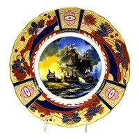 Royal Worcester Nelson Collection - Battle of the Nile