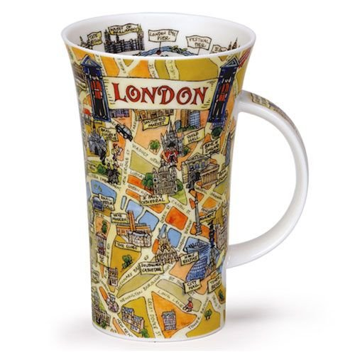 Dunoon Dunoon Glencoe Tour of London Mug
