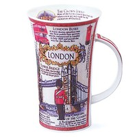 Glencoe London Montage Mug