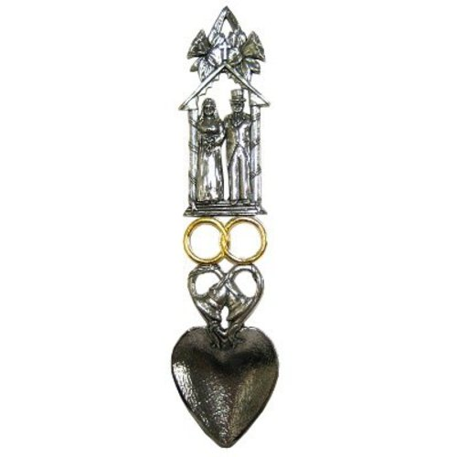 A E Williams A E Williams Pewter Lovespoon - Med