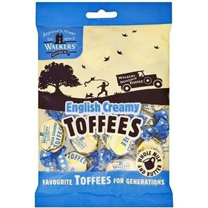 Walkers Nonsuch Walkers' Nonsuch English Creamy Toffees