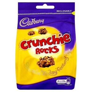 Cadbury Cadbury Crunchie Rocks
