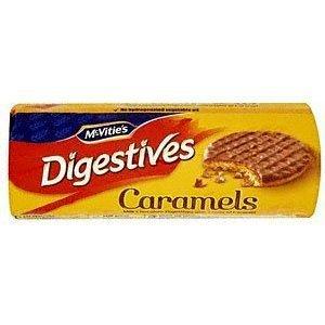 McVitie's McVities Caramel Digestives