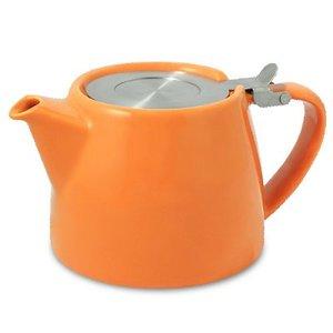 Forlife Forlife  Stump Teapot - Carrot