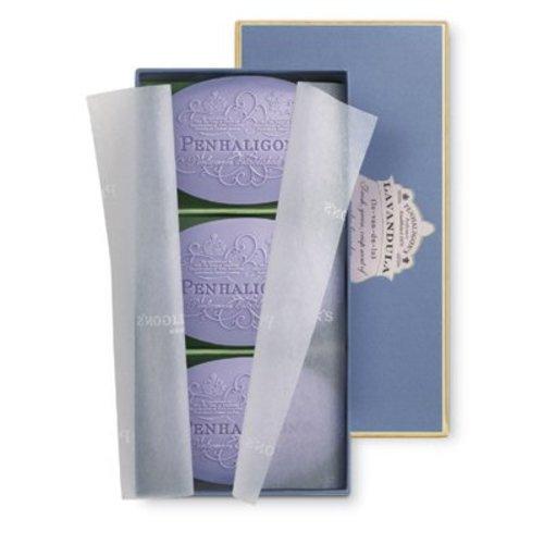 Penhaligon's Penhaligon's Lavandula Soap (Box of 3)