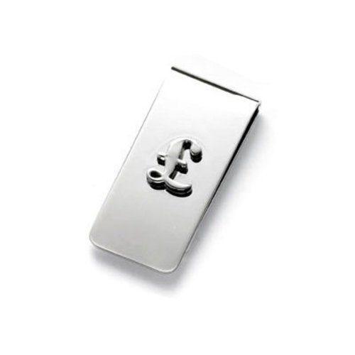 Pound Sign Money Clip