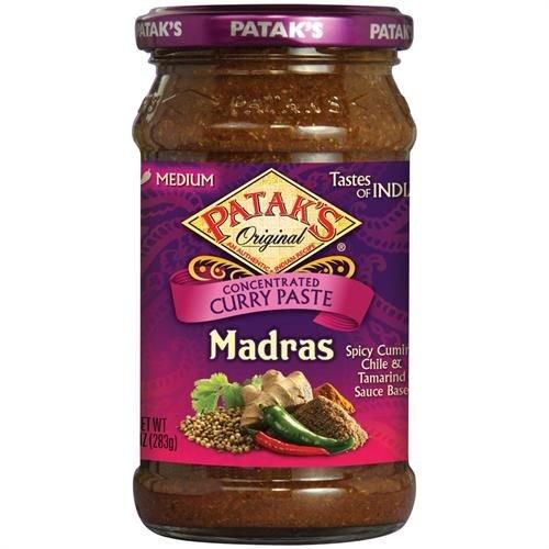 Patak's Patak's Madras Curry Paste