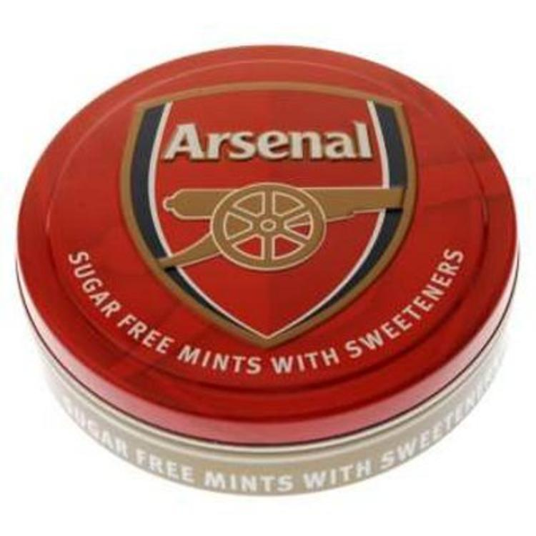 Arsenal Sugar-Free Mints