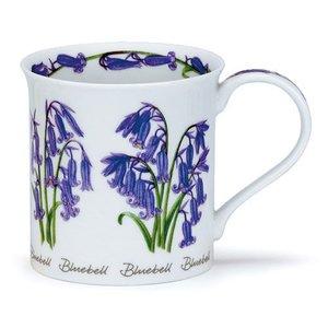 Dunoon Dunoon Bute Spring Flowers Bluebell Mug