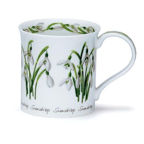 Dunoon Dunoon Bute Spring Flowers - Snowdrop Mug