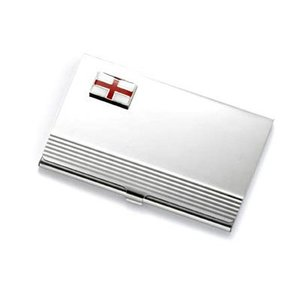 England Flag Card Case