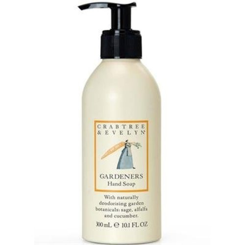 Crabtree & Evelyn C&E Gardeners Liquid Hand Soap