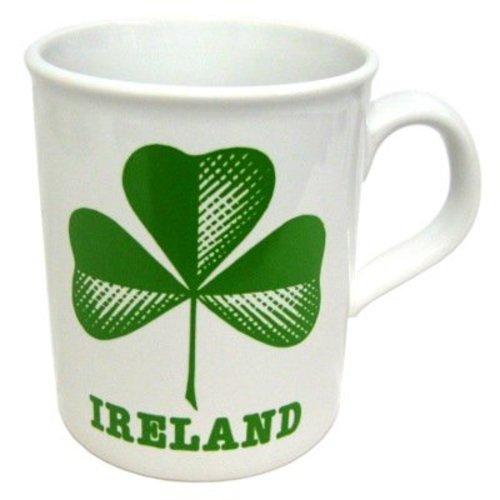 Ireland Shamrock Mug