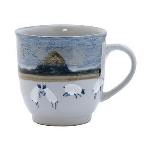 Highland Stoneware Highland Stoneware Sheep Large Mug