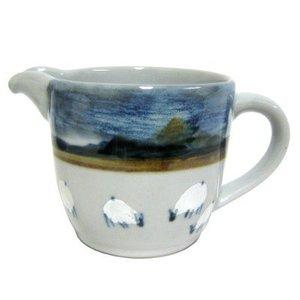 Highland Stoneware Highland Stoneware Sheep Cream Jug