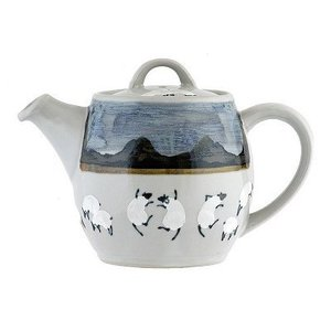 Highland Stoneware Highland Stoneware Sheep Teapot