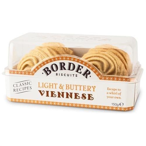 Border Biscuits Border Biscuits Viennese Whirls
