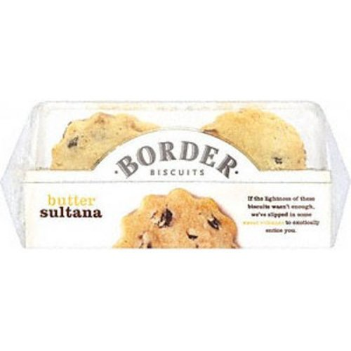 Border Biscuits Buttery Sultana