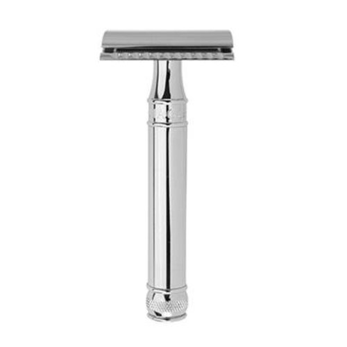 Edwin Jagger Edwin Jagger Traditional Safety Razor - Chrome (DE8911bl)