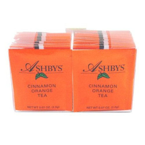 Ashbys Teas of London Ashbys Cinnamon Orange Tea