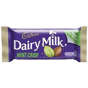 Cadbury Cadbury Dairy Milk Mint Crisp