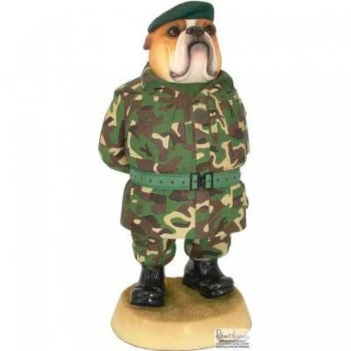Robert Harrop Harrop's Big Bulldog British Armed Forces - Limited Edition