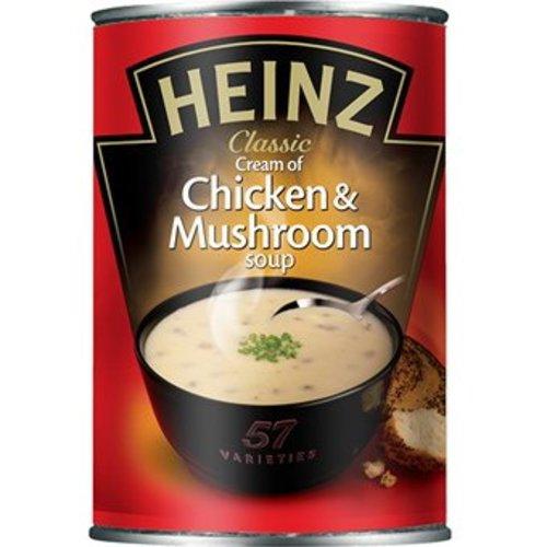Heinz Heinz Classic Cream of Mushroom Soup