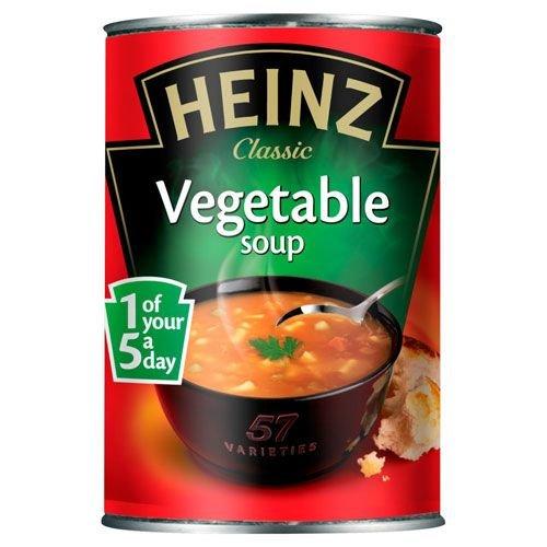 Heinz Heinz Classic Vegetable Soup