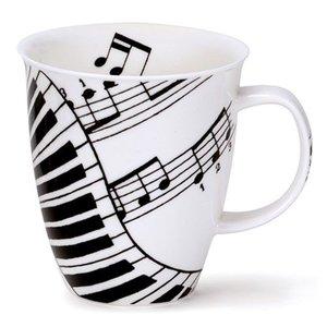 Dunoon Nevis Ivory Mug