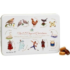 Gardiners of Scotland Gardiners Twelve Days of Christmas Tin